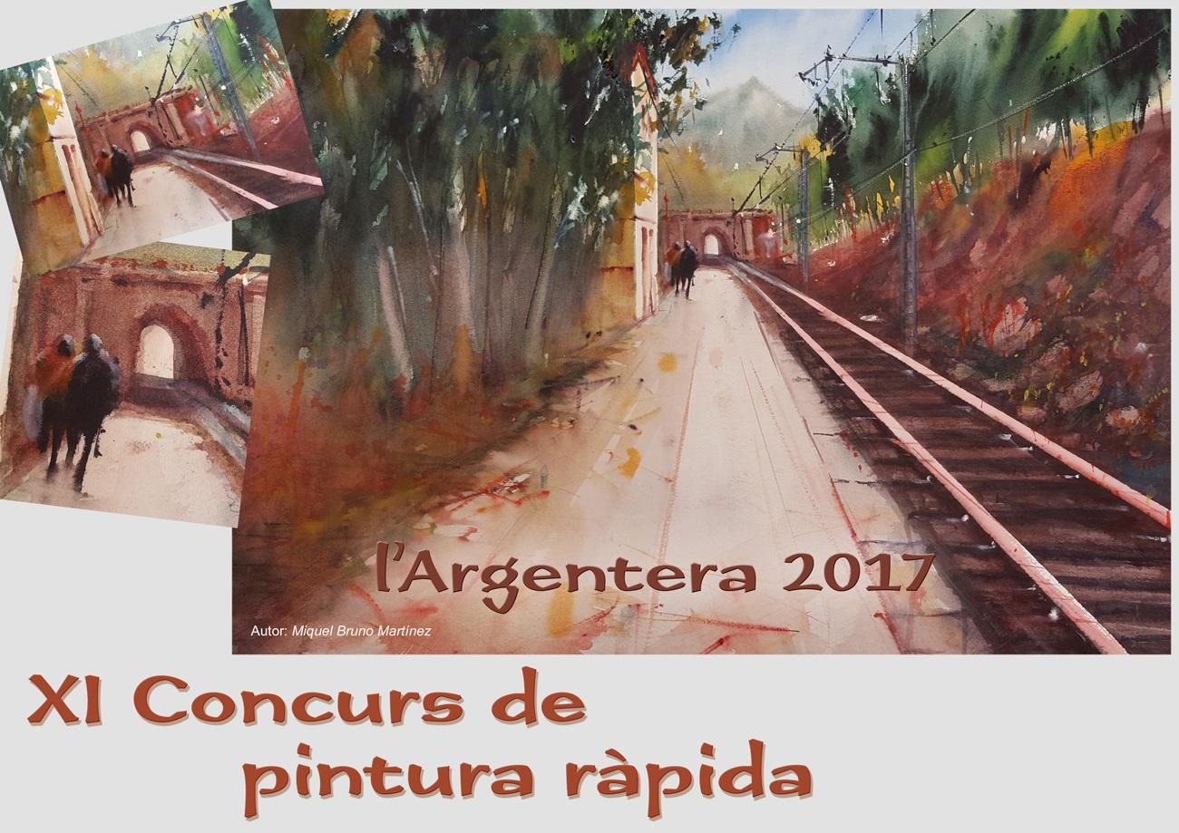 XI Concurso de pintura rápida en l'Argentera