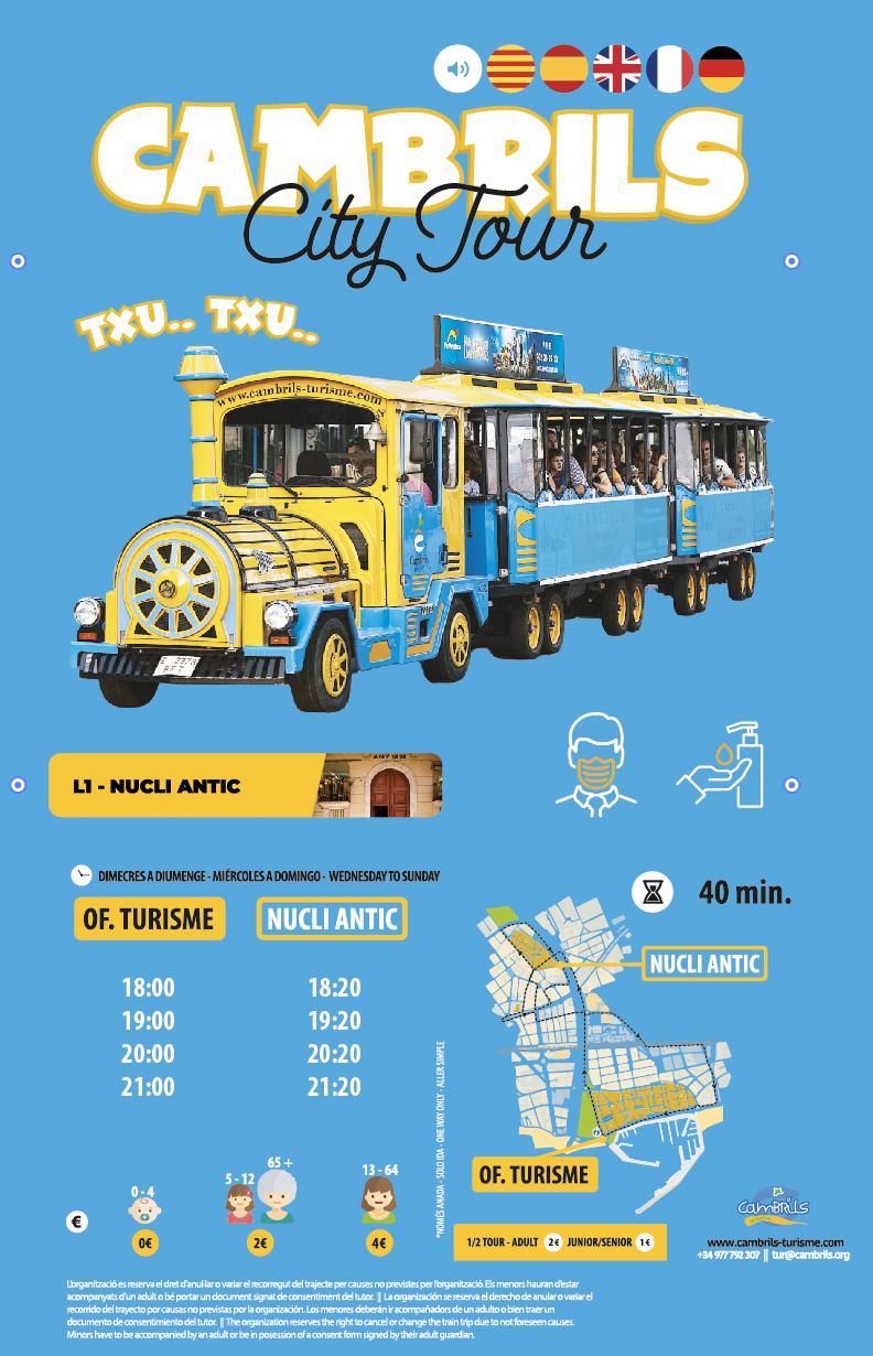 Trenet Turístic
