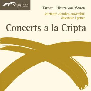 Ultim Concert a la Cripta de lErmita de Cambrils