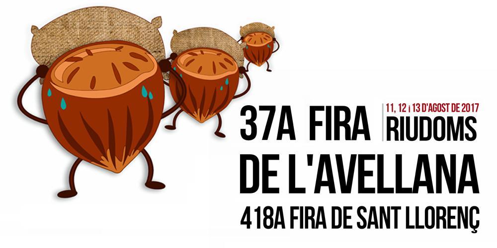 37ª Fira de l'Avellana a Riudoms