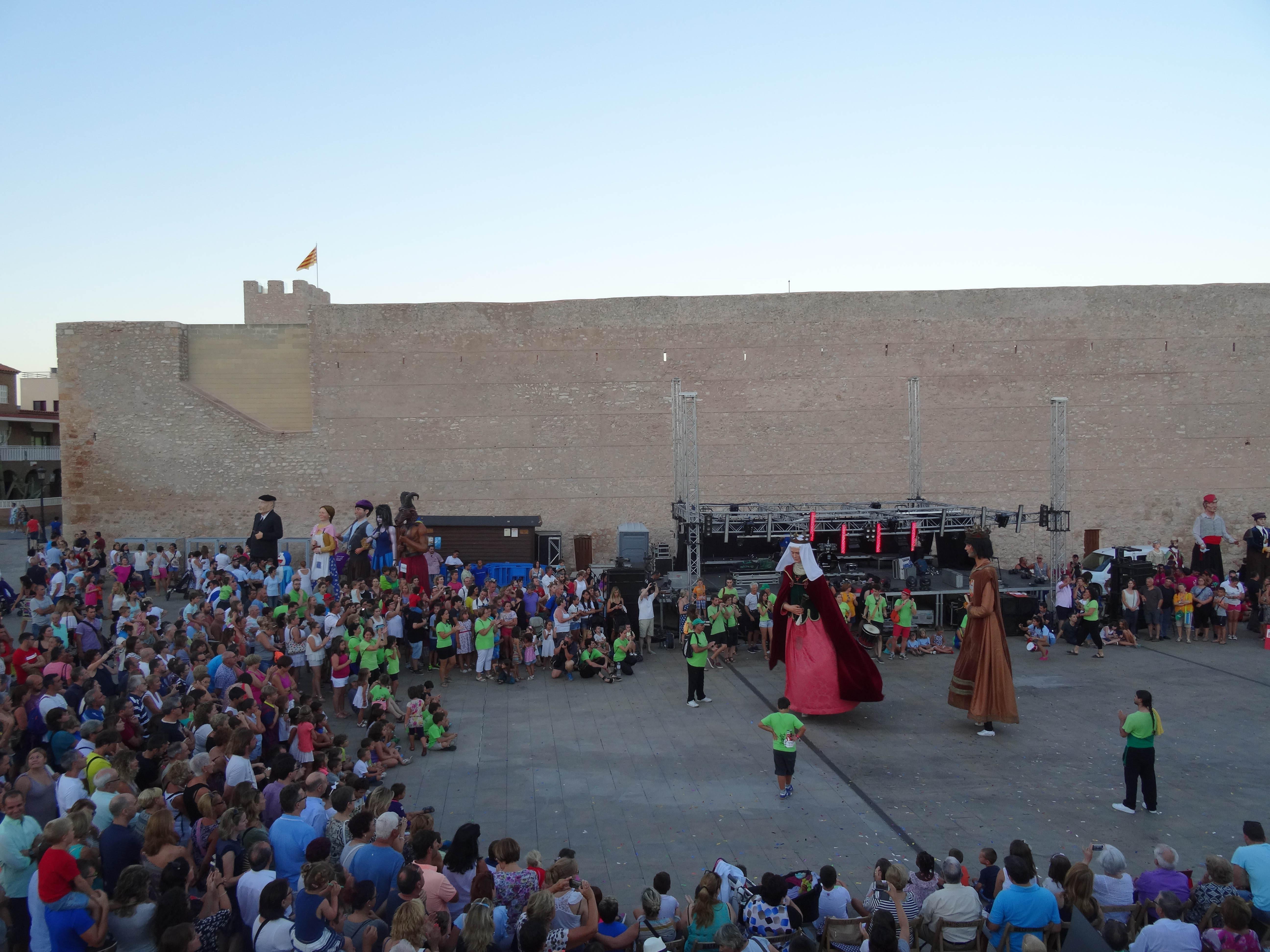 Más de cincuenta actos para la Fiesta Mayor de Hospitalet de l'Infant