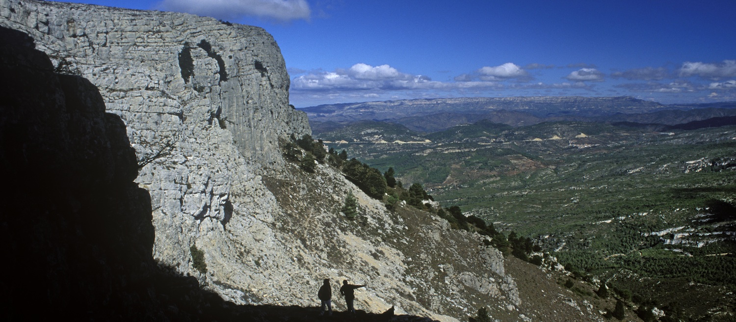 COLLDEJOU BUTTE: THE SUMMIT